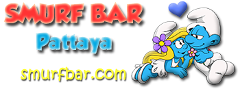 Smurf Bar, Pattaya